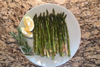 Oven Roast Your Next Asparagus Dish